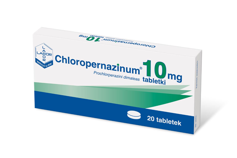 Chloropernazinum