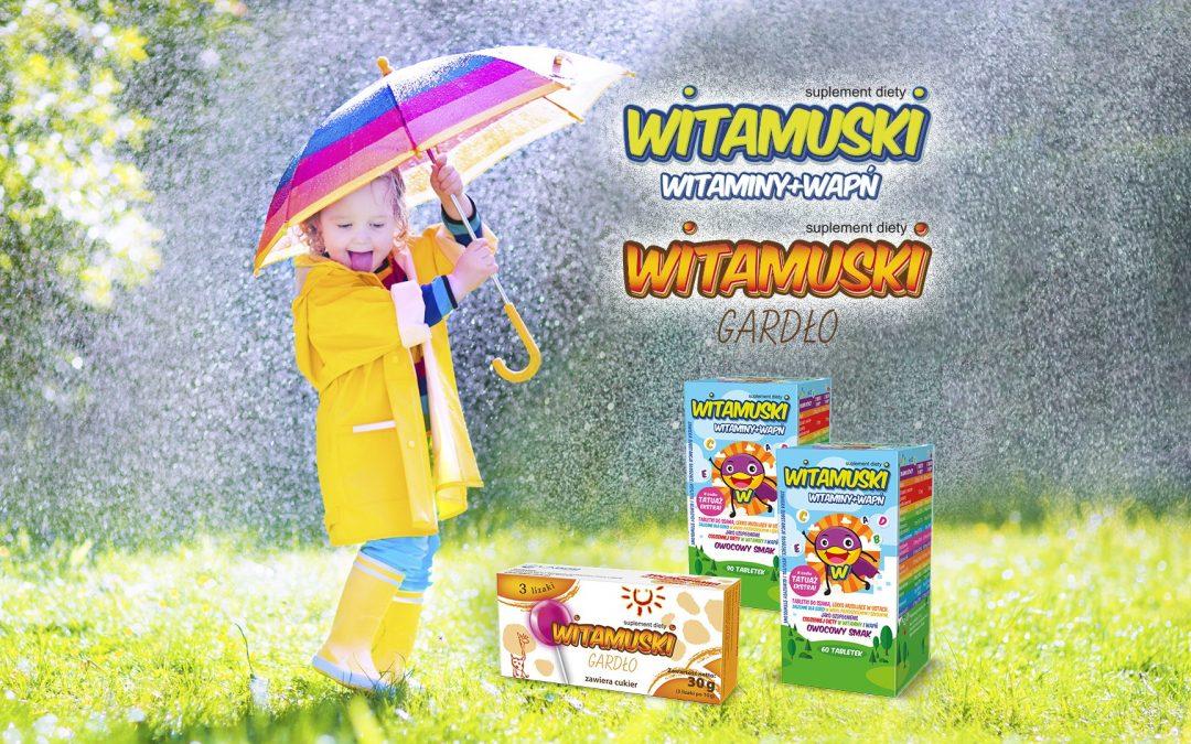 Rola witamin i mikroelementów w prawidłowym rozwoju dziecka